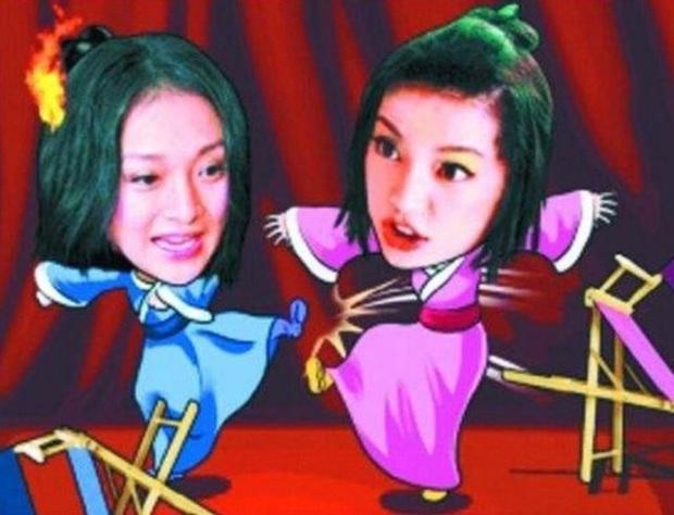 Những pha bạn thân Cbiz lật mặt rầm rộ nhất thập kỷ: Tình tiết gay cấn như phim, Dương Mịch - Triệu Vy giữ ngôi vô địch - Ảnh 9.