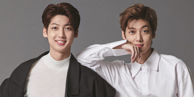 5 cặp sinh đôi nổi tiếng nhất Kbiz: Chị em Hwayoung bị gắn mác rắn độc, Junsu không hot bằng anh em nhóm Boyfriend - Ảnh 4.