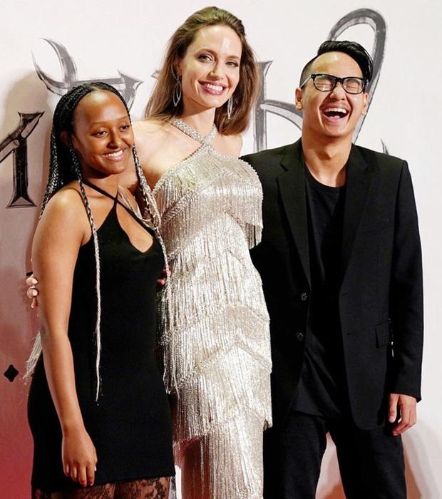 Bị đồn ghen lồng lộn đến mức cấm Brad Pitt gặp con, Angelina Jolie bỗng có động thái bất ngờ - Ảnh 2.