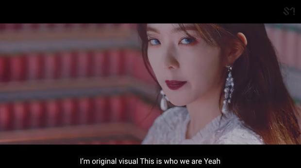 Ai dám chê visual Irene vừa già vừa quê sẽ phải hoảng loạn, chị cả Red Velvet đáp trả bằng câu rap cực gắt: Tôi là visual chính hiệu! - Ảnh 1.