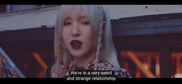 Ai dám chê visual Irene vừa già vừa quê sẽ phải hoảng loạn, chị cả Red Velvet đáp trả bằng câu rap cực gắt: Tôi là visual chính hiệu! - Ảnh 4.