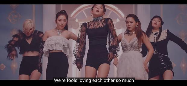Ai dám chê visual Irene vừa già vừa quê sẽ phải hoảng loạn, chị cả Red Velvet đáp trả bằng câu rap cực gắt: Tôi là visual chính hiệu! - Ảnh 7.