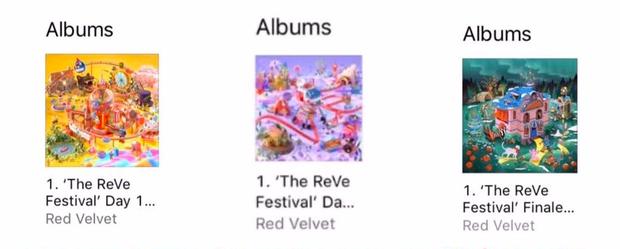 Comeback muộn màng nhưng Red Velvet hùng hổ vượt cả BLACKPINK và TWICE, sánh vai BTS giành All-kill quý giá, lập kỷ lục khủng tại iTunes Mỹ - Ảnh 3.