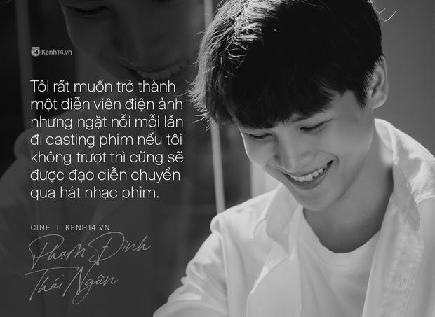 Phạm Đình Thái Ngân -  chàng trai lồng tiếng cho Ngạn: Người ta cho Mắt Biếc 1 điểm vì  phim không có giọng Phan Mạnh Quỳnh mà là giọng của tôi - Ảnh 16.