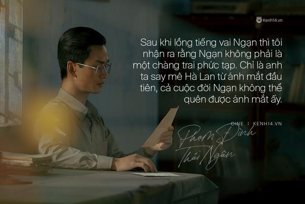 Phạm Đình Thái Ngân -  chàng trai lồng tiếng cho Ngạn: Người ta cho Mắt Biếc 1 điểm vì  phim không có giọng Phan Mạnh Quỳnh mà là giọng của tôi - Ảnh 8.