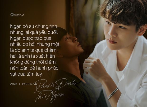 Phạm Đình Thái Ngân -  chàng trai lồng tiếng cho Ngạn: Người ta cho Mắt Biếc 1 điểm vì  phim không có giọng Phan Mạnh Quỳnh mà là giọng của tôi - Ảnh 12.