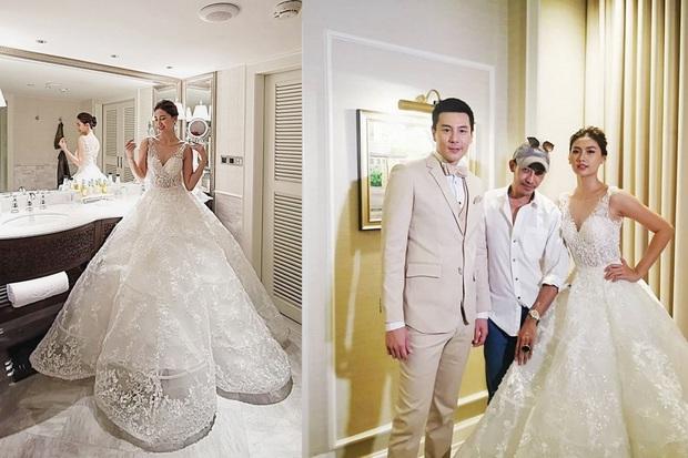 5 hôn lễ hot nhất showbiz Thái 2019: Ác nữ Tình yêu không có lỗi mê hồn, đám cưới sao đồng tính Chiếc lá bay gây sốt - Ảnh 34.
