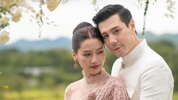 5 hôn lễ hot nhất showbiz Thái 2019: Ác nữ Tình yêu không có lỗi mê hồn, đám cưới sao đồng tính Chiếc lá bay gây sốt - Ảnh 32.
