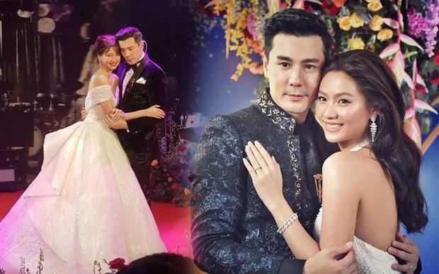 5 hôn lễ hot nhất showbiz Thái 2019: Ác nữ Tình yêu không có lỗi mê hồn, đám cưới sao đồng tính Chiếc lá bay gây sốt - Ảnh 33.