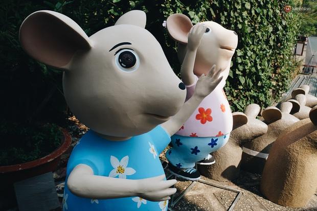 Ngắm đàn chuột chuẩn bị ra đường hoa Nguyễn Huệ biểu diễn mừng Tết Canh Tý 2020 - Ảnh 9.