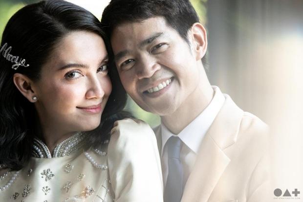 5 hôn lễ hot nhất showbiz Thái 2019: Ác nữ Tình yêu không có lỗi mê hồn, đám cưới sao đồng tính Chiếc lá bay gây sốt - Ảnh 5.