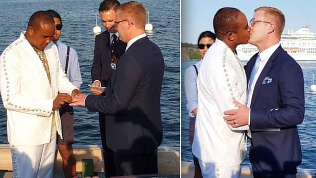 5 hôn lễ hot nhất showbiz Thái 2019: Ác nữ Tình yêu không có lỗi mê hồn, đám cưới sao đồng tính Chiếc lá bay gây sốt - Ảnh 11.