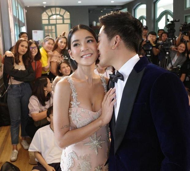 5 hôn lễ hot nhất showbiz Thái 2019: Ác nữ Tình yêu không có lỗi mê hồn, đám cưới sao đồng tính Chiếc lá bay gây sốt - Ảnh 20.