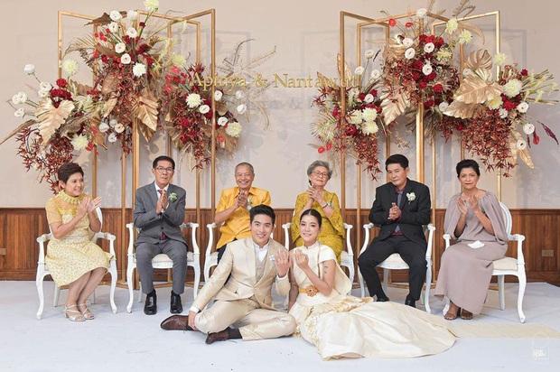5 hôn lễ hot nhất showbiz Thái 2019: Ác nữ Tình yêu không có lỗi mê hồn, đám cưới sao đồng tính Chiếc lá bay gây sốt - Ảnh 17.