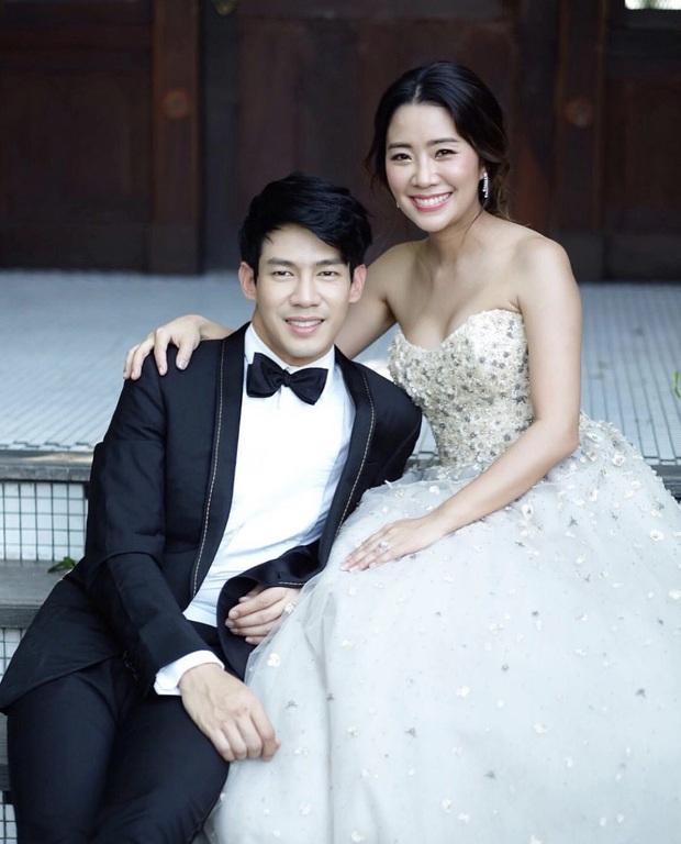 5 hôn lễ hot nhất showbiz Thái 2019: Ác nữ Tình yêu không có lỗi mê hồn, đám cưới sao đồng tính Chiếc lá bay gây sốt - Ảnh 23.