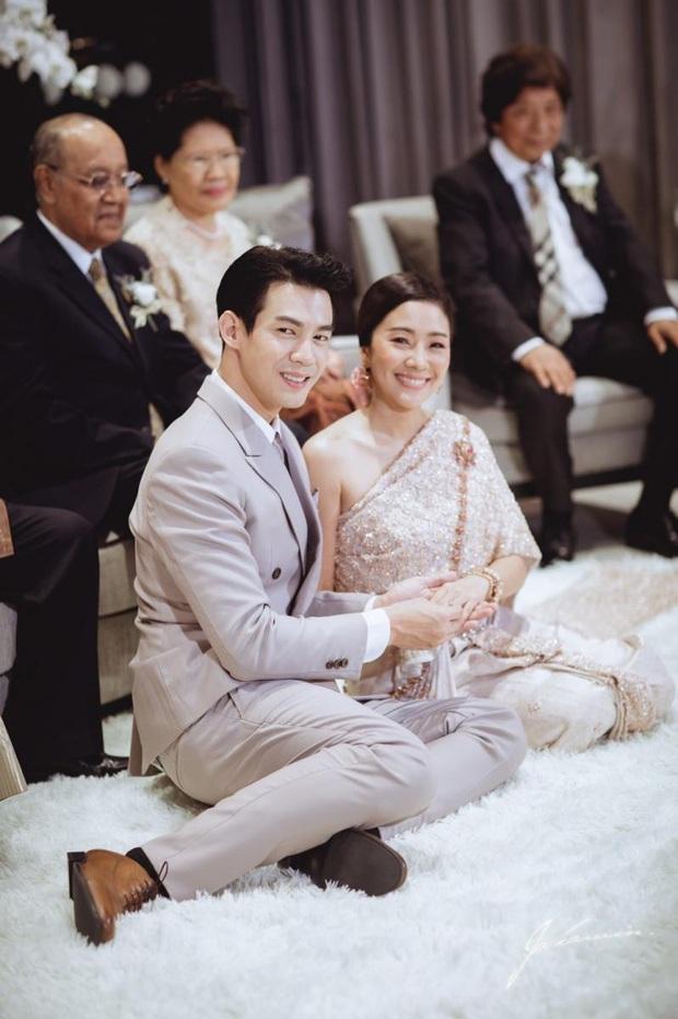5 hôn lễ hot nhất showbiz Thái 2019: Ác nữ Tình yêu không có lỗi mê hồn, đám cưới sao đồng tính Chiếc lá bay gây sốt - Ảnh 25.