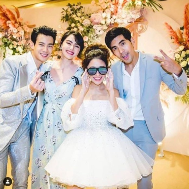 5 hôn lễ hot nhất showbiz Thái 2019: Ác nữ Tình yêu không có lỗi mê hồn, đám cưới sao đồng tính Chiếc lá bay gây sốt - Ảnh 28.
