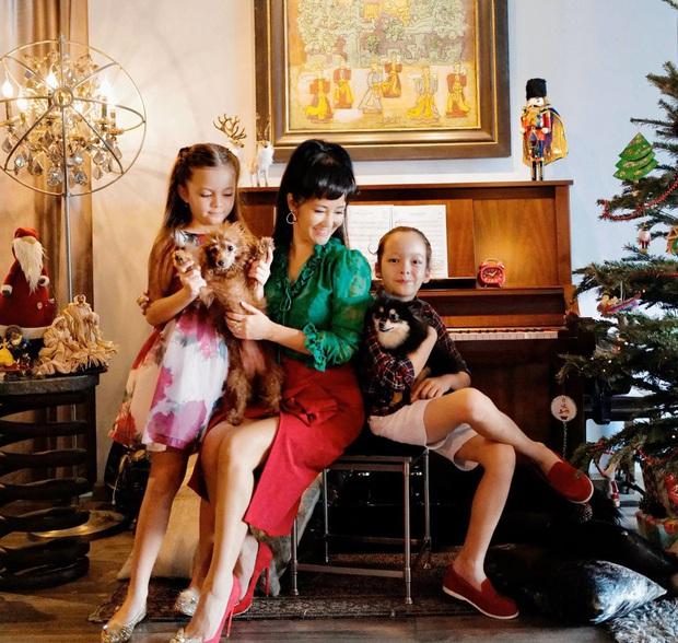 Sao Vbiz tất bật chuẩn bị đón Noel: Người trang hoàng nhà cửa lộng lẫy, người háo hức đưa hội nhóc tỳ xuống phố vui chơi! - Ảnh 3.