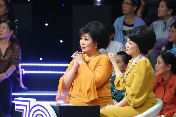Các nghệ sĩ xúc động bật khóc khi nhìn thấy hình ảnh cố nghệ sĩ Minh Thuận tại Ký ức vui vẻ - Ảnh 8.