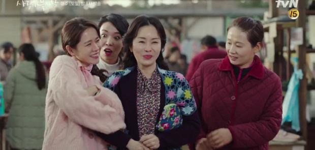Chết cười với Son Ye Jin đi nịnh nọt mama tổng quản, kiếm mối cho Hyun Bin thăng chức ở Tình Yêu Hạ Cánh - Ảnh 5.