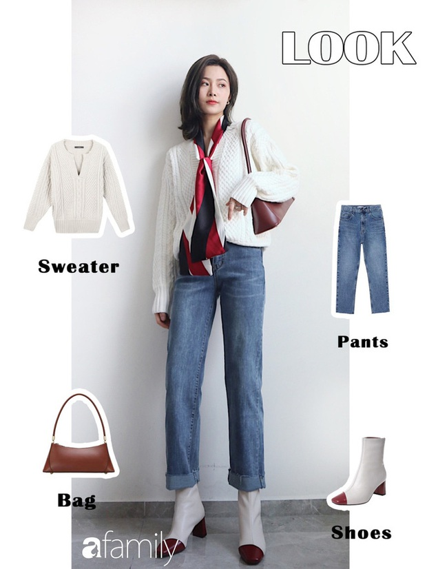 13 set đồ chuẩn đẹp mặc đi chơi Giáng sinh hay tiệc tất niên cứ phải gọi là hết nấc - Ảnh 2.