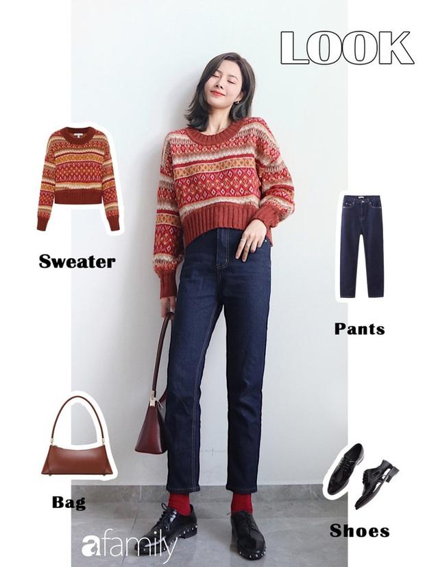 13 set đồ chuẩn đẹp mặc đi chơi Giáng sinh hay tiệc tất niên cứ phải gọi là hết nấc - Ảnh 5.