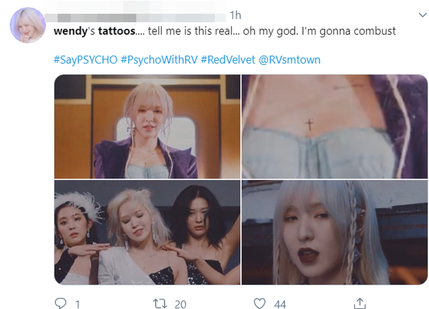 Wendy (Red Velvet) gây sốt vì loạt tha thu cực chất trong MV Psycho, ai ngờ sự thật lại khiến fan... chưng hửng - Ảnh 6.