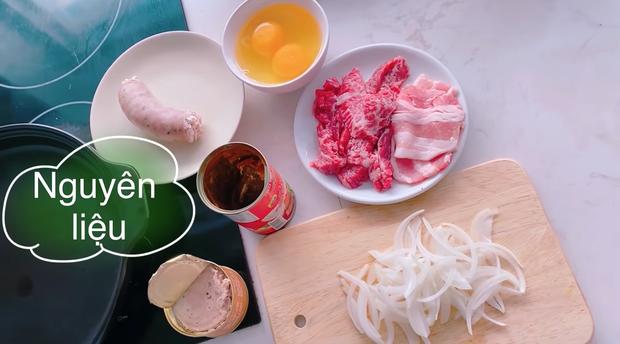 Khi Thuỷ Tiên nấu bữa sáng cho chồng: làm bò né thôi mà dùng đến nguyên liệu của 5 nước - Ảnh 2.