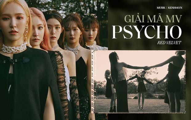 Loạt thuyết âm mưu thuyết phục cho thấy Psycho tiếp tục ẩn ý tình yêu đồng giới của Red Velvet kéo dài từ MV Bad boy? - Ảnh 2.