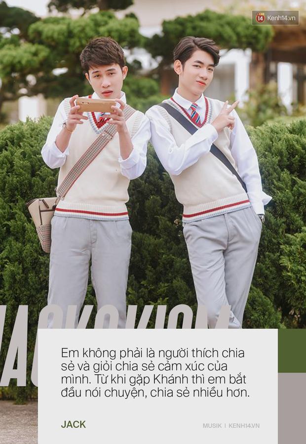 Trước khi dồn dập những dấu hiệu toang, Jack và K-ICM liên tục khẳng định người kia là tri kỉ của mình, ước mơ đem âm nhạc dân tộc Việt Nam ra thế giới! - Ảnh 8.
