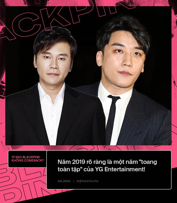 Vì sao YG không cho BLACKPINK comeback, là sự thờ ơ cho thấy cách quản lý yếu kém hay chiến lược được ăn cả ngã về không? - Ảnh 2.