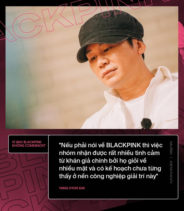 Vì sao YG không cho BLACKPINK comeback, là sự thờ ơ cho thấy cách quản lý yếu kém hay chiến lược được ăn cả ngã về không? - Ảnh 13.