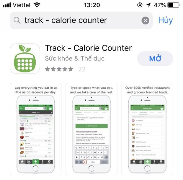 Review cực chi tiết 3 ứng dụng tính calo đang được nhiều bạn trẻ Việt tin dùng nhất cho công cuộc giảm cân giữ dáng - Ảnh 4.
