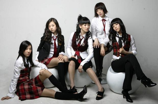 """Kỉ lục """"dành cả thanh xuân để debut"""" thuộc về HyunA và thành viên SNSD: Hoạt động 12 năm thì ra mắt đến 12 lần! - Ảnh 3."""