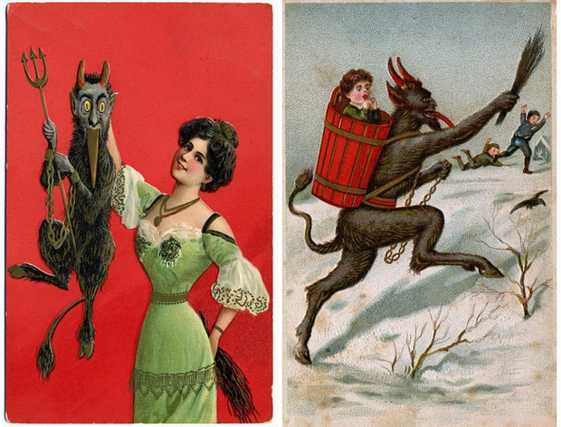 Những bức ảnh Giáng sinh độc nhất vô nhị có tuổi đời hơn 100 năm khiến bạn không khỏi mắt tròn mắt dẹt  - Ảnh 2.