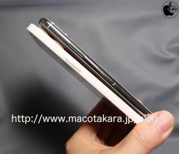 Lộ diện mô hình iPhone 12, thiết kế vuông chằn chặn như iPhone 4 - Ảnh 3.