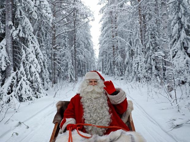 Bức thư trả lời câu hỏi Ông già Noel có tồn tại trên đời hay không? lay động hàng triệu trái tim - Ảnh 1.