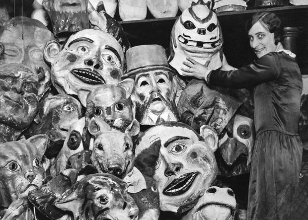 Những bức ảnh Giáng sinh độc nhất vô nhị có tuổi đời hơn 100 năm khiến bạn không khỏi mắt tròn mắt dẹt - Ảnh 18.
