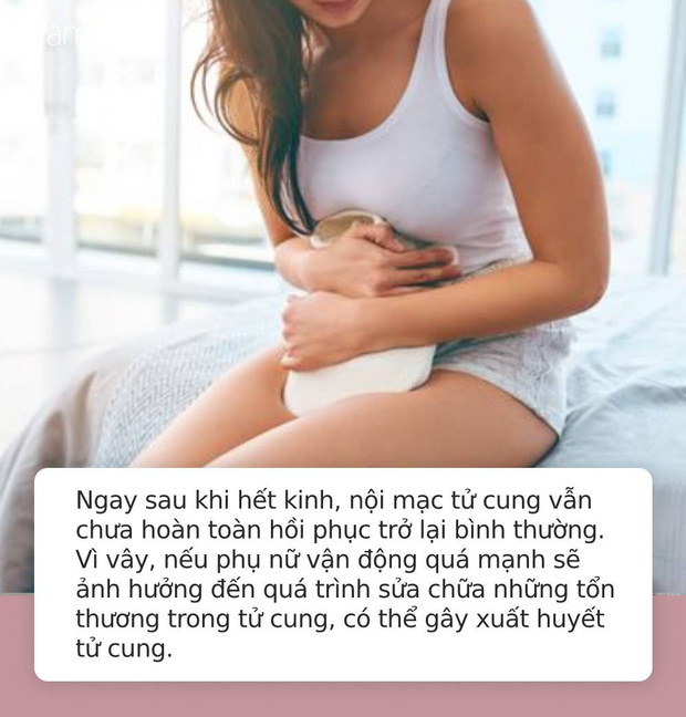 """Vừa hết kinh nguyệt, phụ nữ đừng vội làm ngay 5 việc này vì sẽ gây viêm nhiễm âm đạo và """"tàn phá"""" tử cung cực nhanh - Ảnh 3."""