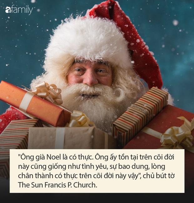 Bức thư trả lời câu hỏi Ông già Noel có tồn tại trên đời hay không? lay động hàng triệu trái tim - Ảnh 2.
