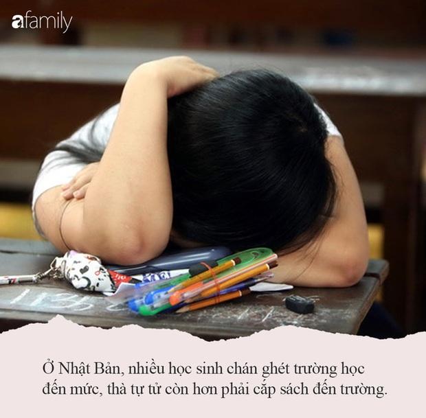 Giáo dục Nhật Bản: Bắt nạt học đường, trường quy định cả màu đồ lót của học sinh, trẻ em thà tự tử còn hơn phải đi học - Ảnh 4.