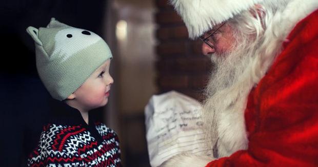 Bức thư trả lời câu hỏi Ông già Noel có tồn tại trên đời hay không? lay động hàng triệu trái tim - Ảnh 3.