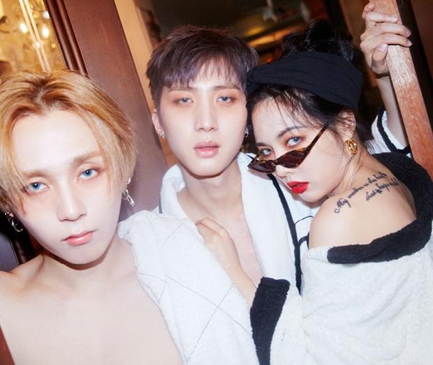 """Những nữ idol """"phân thân"""" trong nhiều nhóm nhạc: Kỉ lục của HyunA bị san bằng bởi thành viên siêu lận đận, cứ debut là nhóm… tan rã - Ảnh 8."""
