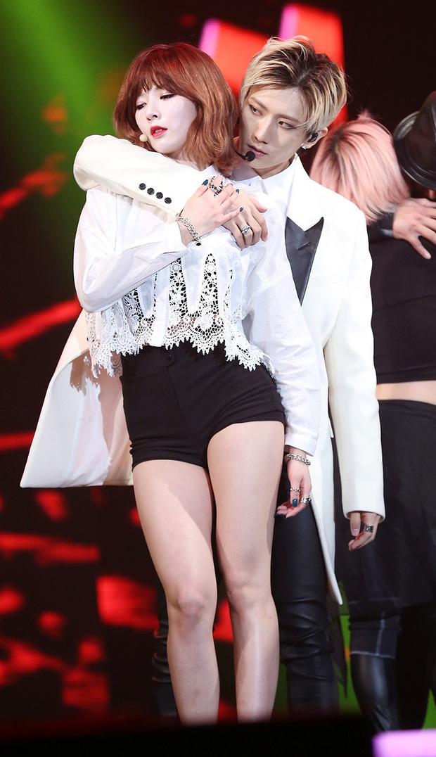 """Những nữ idol """"phân thân"""" trong nhiều nhóm nhạc: Kỉ lục của HyunA bị san bằng bởi thành viên siêu lận đận, cứ debut là nhóm… tan rã - Ảnh 7."""