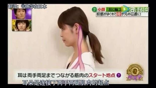 Chỉ cần một sợi dây chun, người Nhật đã chỉ ra phương pháp giúp làm mặt từ O-line thành V-line - Ảnh 13.