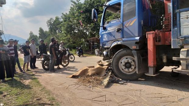 Thanh niên 23 tuổi bị xe tải tông chết thảm trên đường đi đón mẹ - Ảnh 3.