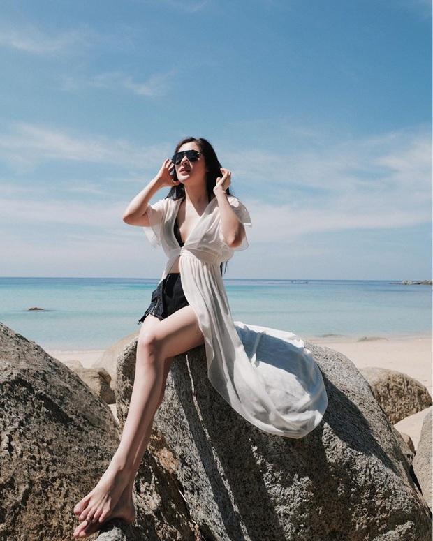 Bí quyết nào giúp nàng Toei (Sutatta Udomsilp) sở hữu được làn da trắng sứ cùng body không có nổi 1% mỡ thừa? - Ảnh 6.