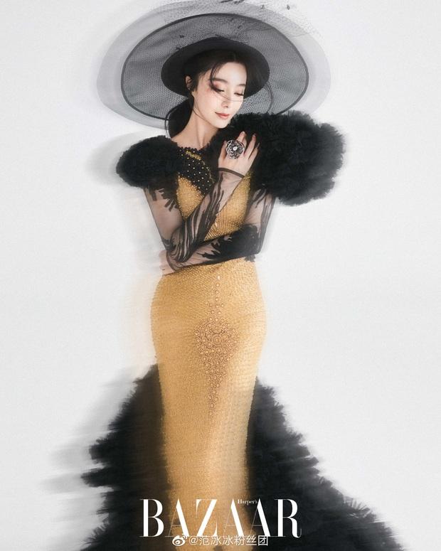 Phạm Băng Băng hớn hở khoe loạt ảnh trên tạp chí Việt Nam: Đẹp xuất sắc không tì vết, thần thái ngút ngàn đỉnh cao - Ảnh 5.