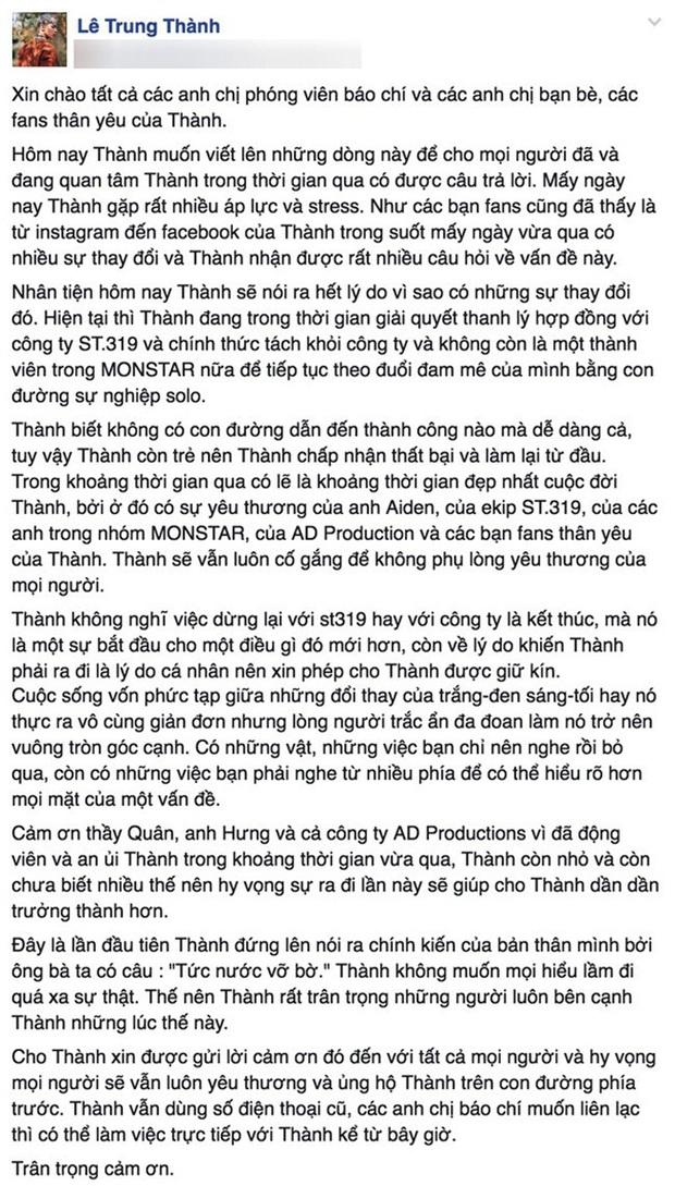Từ Jack - K-ICM nhìn lại drama quản lý - nghệ sĩ: Sơn Tùng bị cấm diễn, Ngô Thanh Vân 10 năm vẫn không tha thứ cho Tronie - Ảnh 11.