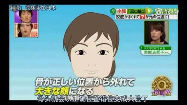 Chỉ cần một sợi dây chun, người Nhật đã chỉ ra phương pháp giúp làm mặt từ O-line thành V-line - Ảnh 9.